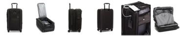 TUMI Alpha 3 International Expandable 4 Wheeled Carry-On Spinner Suitcase