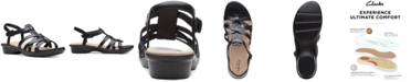 Clarks Collection Women's Loomis Katey Sandals