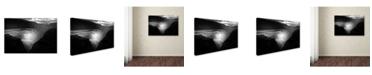 """Trademark Global Oliver Buchmann 'Gullfoss' Canvas Art - 19"""" x 12"""" x 2"""""""