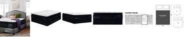 """Stearns & Foster Estate Cassatt 15"""" Luxury Plush Euro Pillow Top Mattress Set - Queen"""