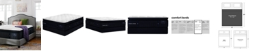 """Stearns & Foster Estate Cassatt 15"""" Luxury Plush Euro Pillow Top Mattress Set - King"""