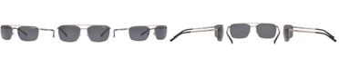 Arnette Polarized Sunglasses, AN3080 62 MABONENG