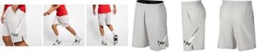 "Nike Men's Flex Printed-Logo 10"" Shorts"