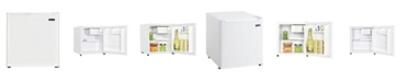 Intel Magic Chef 1.7 Cubic Feet Mini Refrigerator with Chillier Compartment