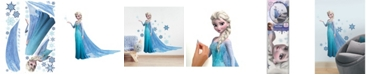 York Wallcoverings Frozen Elsa Peel and Stick Giant Wall Decals