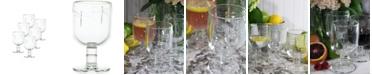 La Rochere La Rochere Dragonfly 10-ounce Stemmed Water Glass, Set of 6