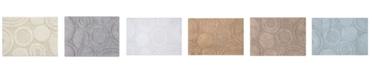 "Perthshire Platinum Collection Orbit 17"" x 24"" Bath Rug"