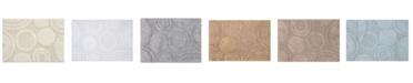 "Perthshire Platinum Collection Orbit 20"" x 30"" Bath Rug"