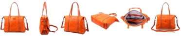 OLD TREND Excursion Leather Tote Bag