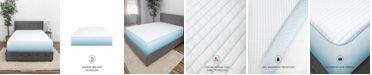 SensorGel SensorPedic Extreme Cool Waterproof Twin XL Mattress Protector