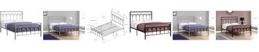 Monarch Specialties Full Bed
