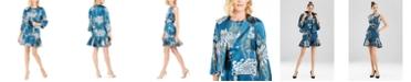 Natori Chrysanthemum Dress