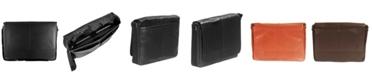 Mancini Colombian Collection Laptop/ Tablet Messenger Bag