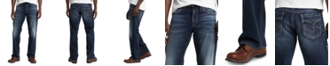 Silver Jeans Co. Men's Zac Straight-Fit Jeans
