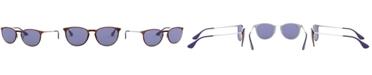 Ray-Ban Sunglasses, RB3539 54 ERIKA METAL