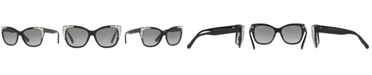 COACH Sunglasses, HC8244 56 L1043