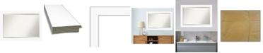 "Amanti Art Cabinet Framed Bathroom Vanity Wall Mirror, 41.38"" x 29.38"""