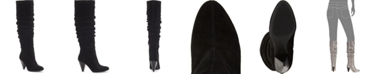 INC International Concepts INC Women's Gerii Dress Boots, Created for Macy's