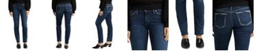Silver Jeans Co. Elyse Curvy-Fit Slim Jean