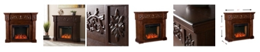 Southern Enterprises Middleton Alexa-Enabled Electric Fireplace