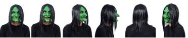 Zagone Studios ZagOne Size Studios Mercedes The Witch Uv Latex Adult Costume Mask One Size