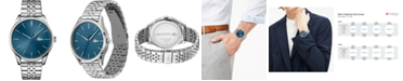 Lacoste Men's Vienna Stainless Steel Bracelet Watch 42mm
