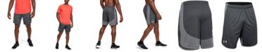 "Under Armour Men's Knit Performance Training 9"" Shorts"