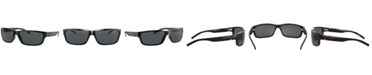 Arnette Men's Zoro Polarized Sunglasses, AN4271