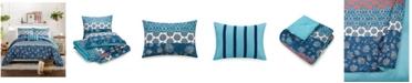 Jessica Simpson Jaydette 4 Piece Full/Queen Comforter Set
