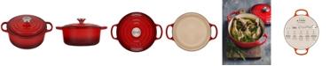 Le Creuset 4.5-Qt. Signature Enameled Cast Iron Round Dutch Oven