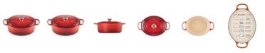 Le Creuset 6.75-Qt. Signature Enameled Cast Iron Oval Dutch Oven