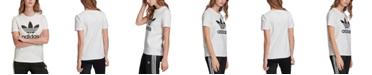 adidas Women's Women's Trefoil Logo T-Shirt