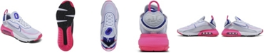 Nike Women's Air Max 2090 Casual Sneakers from Finish Line