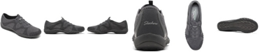 Skechers Women's Relaxed Fit- Breathe-Easy - Opportunity Walking Sneakers from Finish Line