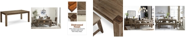 """Furniture Canyon 72"""" Dining Table, Created for Macy's"""
