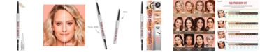 Benefit Cosmetics Precisely, My Brow Pencil Ultra-Fine Shape & Define
