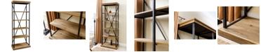 Abbyson Living Kelmar 5 Tier Bookcase