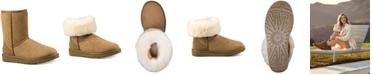 UGG® Women's Classic Short II Genuine Shearling Lined Boots