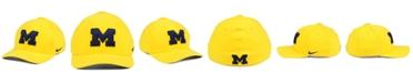 Nike Michigan Wolverines Classic Swoosh Cap