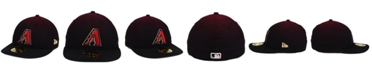 New Era Arizona Diamondbacks Low Profile AC Performance 59FIFTY Cap