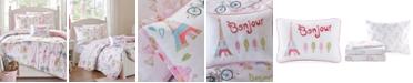 Mi Zone Bonjour 6-Pc. Reversible Twin Comforter Set