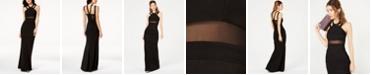 Emerald Sundae Juniors' Illusion Scuba Gown
