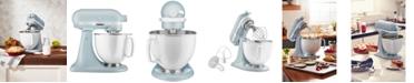 KitchenAid 100th Anniversary Limited Edition Heritage Artisan® Series 5-Qt. Tilt-Head Stand Mixer KSM180RPMB