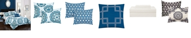 Chic Home Madrid 8 Piece Full/Queen Bed in a Bag Quilt Set