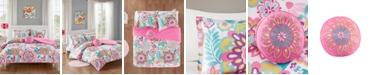 Mi Zone Camille 4-Pc. Full/Queen Floral Comforter Set