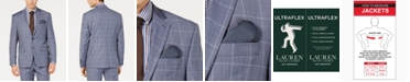 Lauren Ralph Lauren Men's Windowpane UltraFlex Classic-Fit Jacket