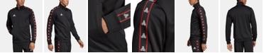adidas Men's Tango Logo Track Jacket