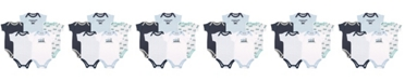 Baby Vision Luvable Friends Bodysuits, 5-Pack, 0-24 Months
