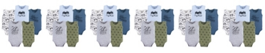 Yoga Sprout Sleeveless Bodysuits, 5-Pack, 0-24 Months