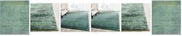Safavieh Mystique Green and Multi 8' x 10' Area Rug